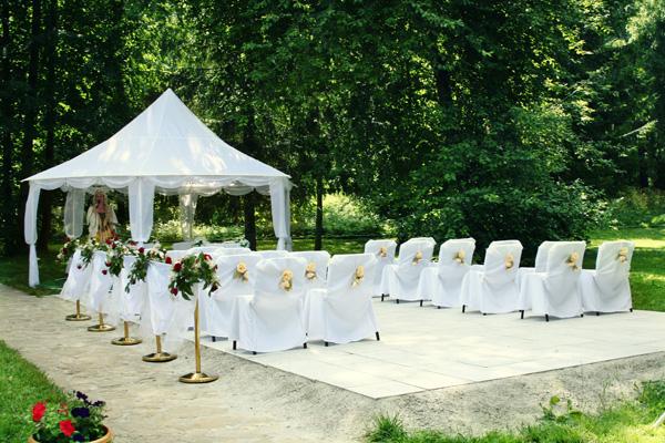 Организация свадьбы в Испании.