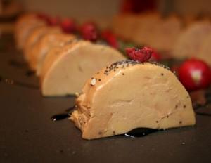 Catering de alta gastronomía: Foie, sushi, delicatessen. Nos adaptamos a su presupuesto.