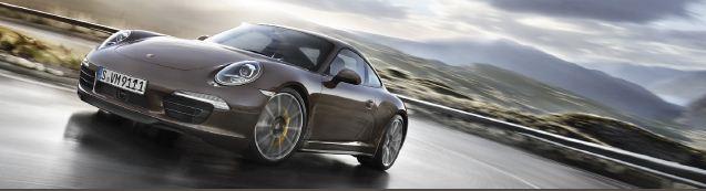 Eventos de Presentación  de productos. Porsche 911
